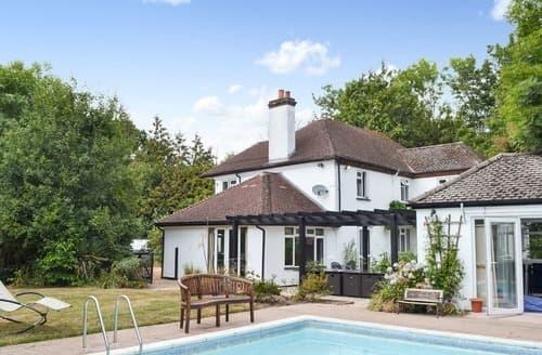Last Minute Cottages - Beautiful Brockenhurst Cottage S94373