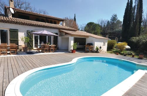 Last Minute Cottages - Maison Saint Cezaire