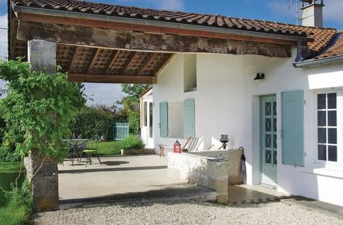 Last Minute Cottages - St Fort sur Gironde