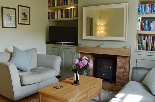 Big Cottages - Excellent Canterbury Cottage S98457