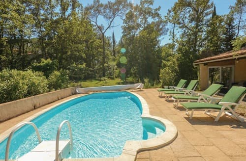 Last Minute Cottages - Attractive Fayence Cottage S117537