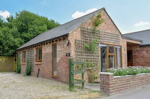 Last Minute Cottages - Cherry Barn - UKC3421