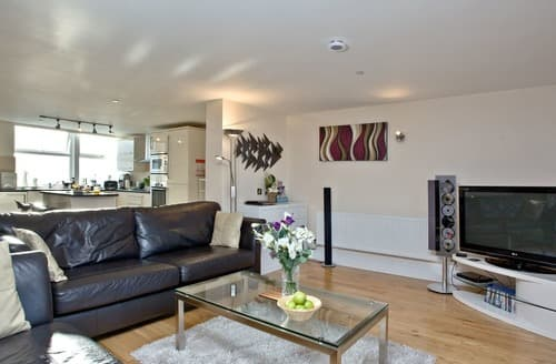 Big Cottages - Lovely Newquay Apartment S132700