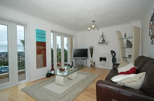 Last Minute Cottages - Exquisite St Austell Apartment S132607