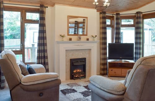 Last Minute Cottages - Colman Brook Lodge