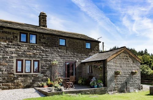Big Cottages - Superb Haworth Cottage S60987