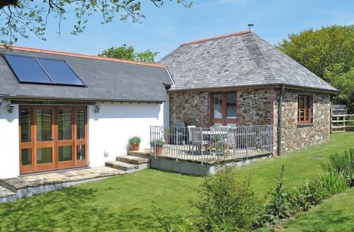 Last Minute Cottages - Tasteful Hartland Cottage S19130