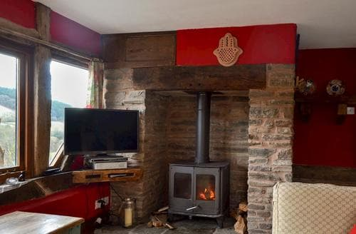 Last Minute Cottages - Western Lye Farm Cottage