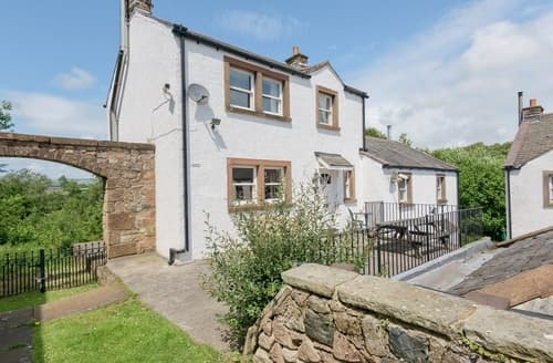 Last Minute Cottages - Lovely Eskdale Cottage S18450
