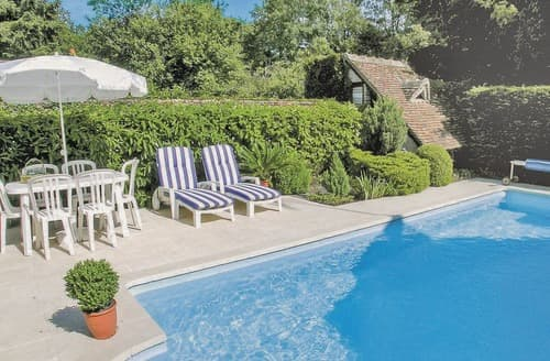 Last Minute Cottages - Le Clos De La Jacqiere