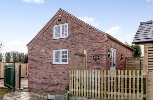 Last Minute Cottages - Kingfisher Cottage