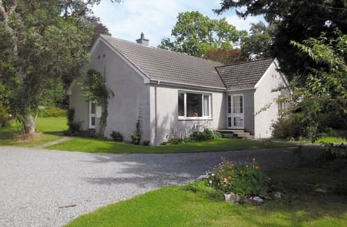 Big Cottages - Luxury Kyle Of Lochalsh Cottage S22772