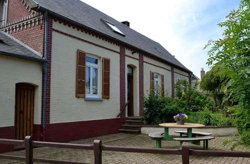 Last Minute Cottages - Gîte de St Leger les Authie - G91006