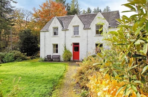 Last Minute Cottages - Splendid Lochgilphead Cottage S23085