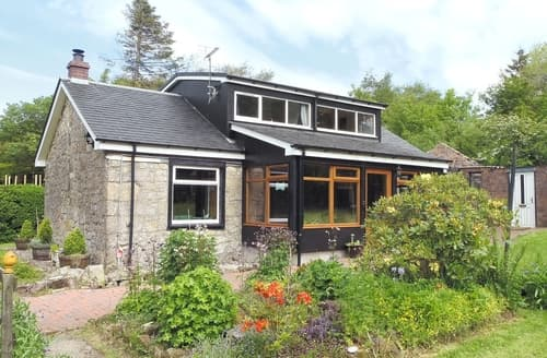 Last Minute Cottages - Lovely Glasgow Cottage S23550
