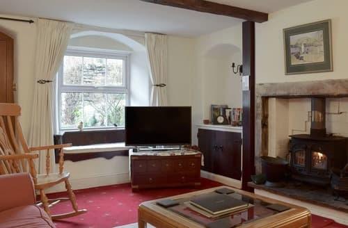 Big Cottages - Horseshoe Cottage