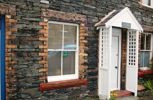 Last Minute Cottages - Exquisite Keswick Cottage S84624