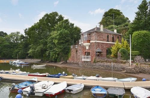 Last Minute Cottages - Beautiful Totnes Cottage S19519
