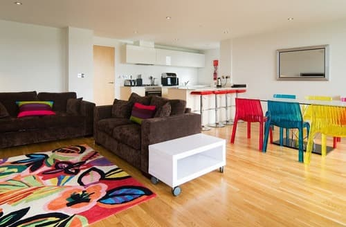 Last Minute Cottages - Inviting Newquay Apartment S133043