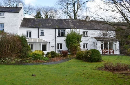 Big Cottages - Captivating Low Nibthwaite Cottage S128416
