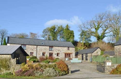 Last Minute Cottages - Quaint Newton St Petrock Cottage S129312