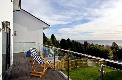 Last Minute Cottages - Luxury Teignmouth Cottage S133147