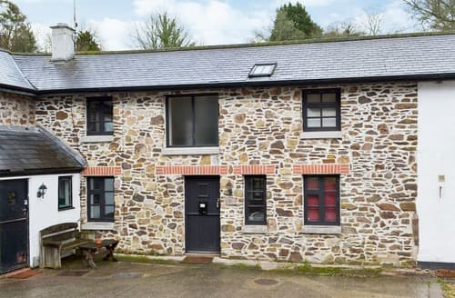 Last Minute Cottages - Superb Trusham Cottage S133198