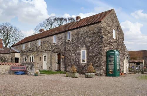 Big Cottages - Superb Sproxton Cottage S133205
