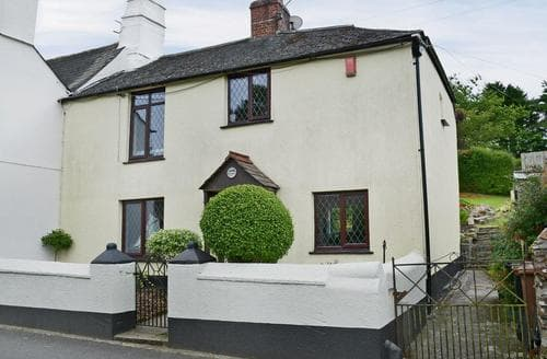 Last Minute Cottages - Exquisite Ivybridge Cottage S60481