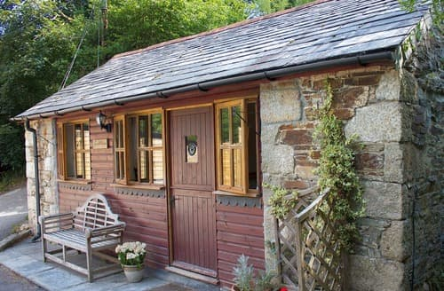Last Minute Cottages - Stunning Bodmin Cottage S56502