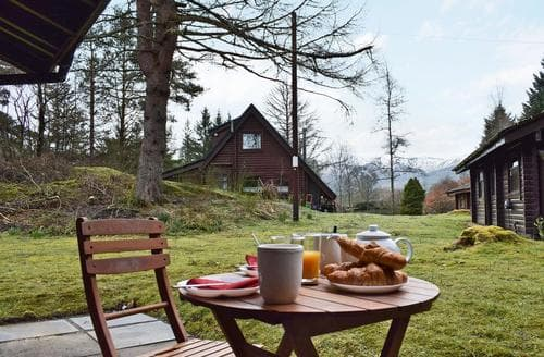 Last Minute Cottages - Stunning Callander Lodge S86420