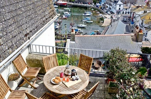 Big Cottages - Beautiful Brixham Cottage S132686