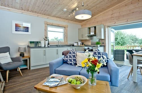 Last Minute Cottages - Swanpool - Great Field Lodges