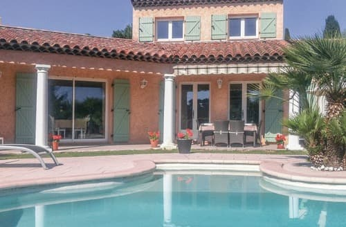 Last Minute Cottages - Inviting Mougins Apartment S117435