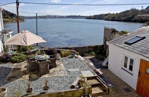 Last Minute Cottages - Gorgeous Torpoint Cottage S132743