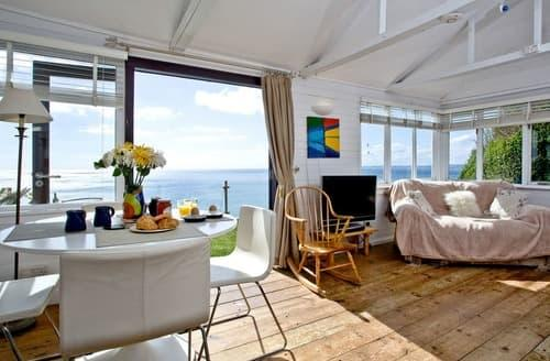 Last Minute Cottages - Captivating Whitsand Bay Lodge S132781