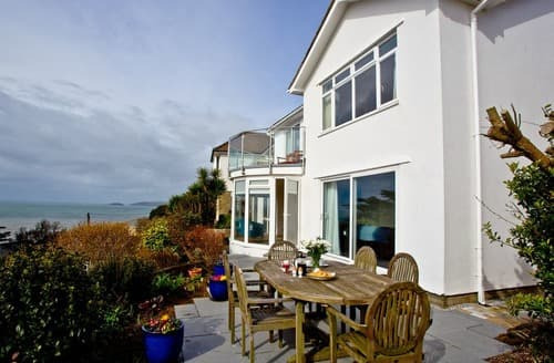 Last Minute Cottages - Adorable Downderry Cottage S132787