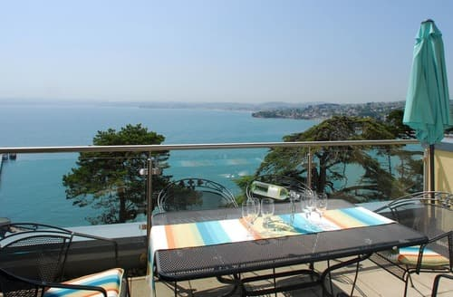 Last Minute Cottages - Adorable Torquay Apartment S132802