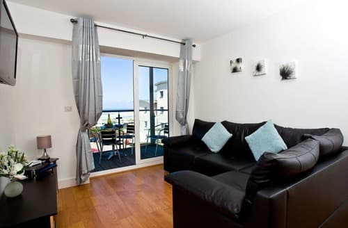 Last Minute Cottages - Adorable Newquay Apartment S132844
