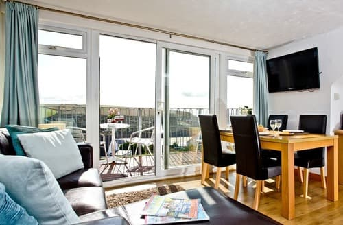 Last Minute Cottages - Ocean View - Mawgan Porth
