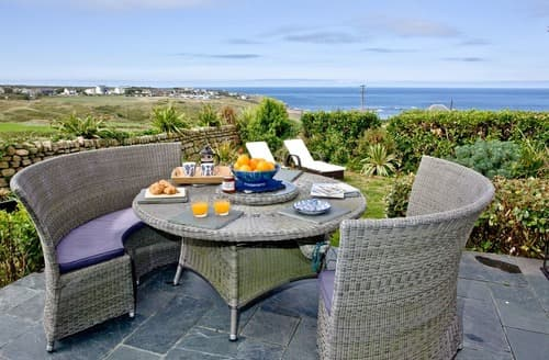 Last Minute Cottages - Beautiful Sennen Cottage S132907