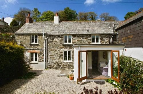 Last Minute Cottages - Ivy Cottage - TQ4
