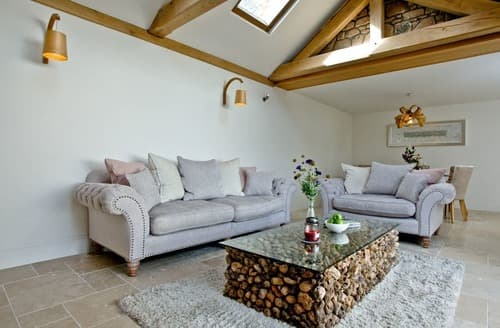 Last Minute Cottages - Beautiful St Newlyn East Cottage S132975