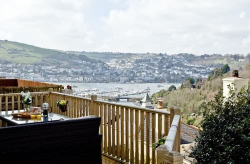 Last Minute Cottages - Attractive Kingswear Cottage S132980