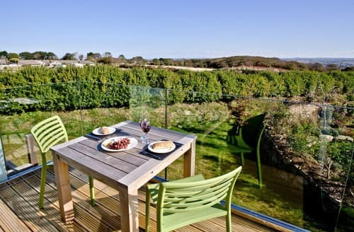 Last Minute Cottages - Attractive St Ives Lodge S132996