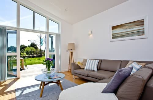 Last Minute Cottages - Inviting St Ives Lodge S132998