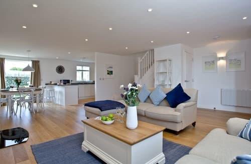 Dog Friendly Cottages - Adorable St Ives Lodge S133002