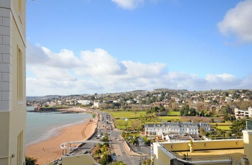 Last Minute Cottages - Inviting Torquay Apartment S133012