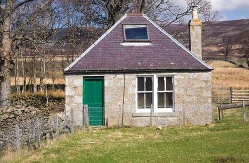 Last Minute Cottages - Lovely Edzell Cottage S39309