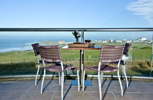Last Minute Cottages - Captivating Newquay Apartment S133021